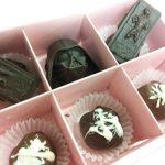 バレンタインおもしろ手作りチョコ♪スターウォーズ編【画像つき】